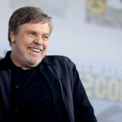 Actor Mark Hamill